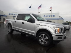 New Ford Vehicles  2019 Ford F-150 STX Truck SuperCrew Cab Plymouth, IN