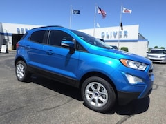 New Ford Vehicles  2019 Ford EcoSport SE SUV Plymouth, IN