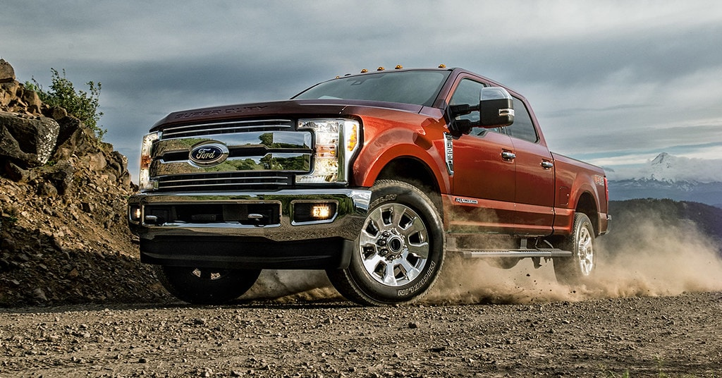 2020 Ford F-Series Super Duty Tremor in Plymouth, IN