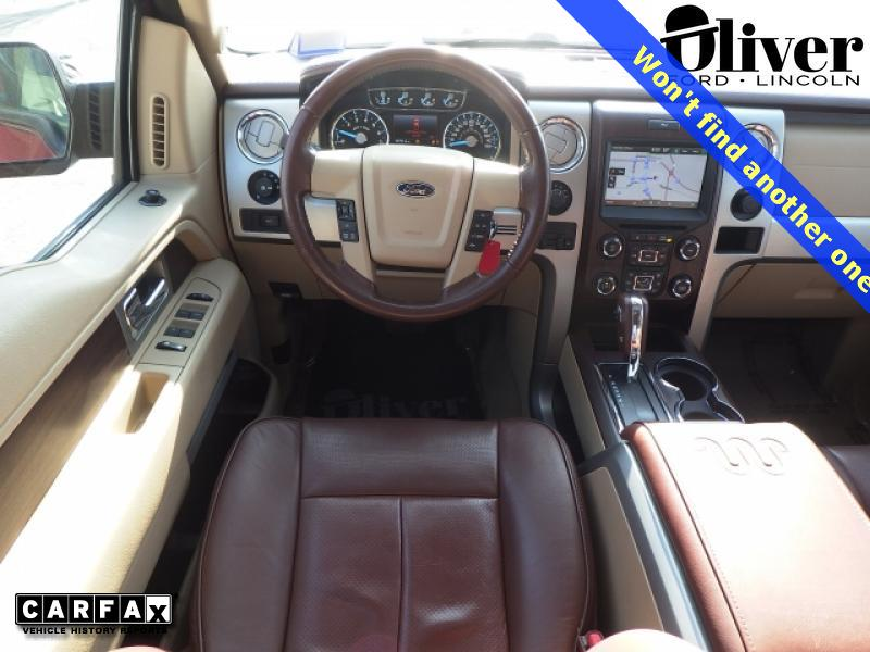 2014 Ford F-150 King Ranch 4WD SuperCrew 145