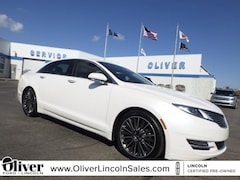 Used 2016 Lincoln MKZ Base Sdn AWD