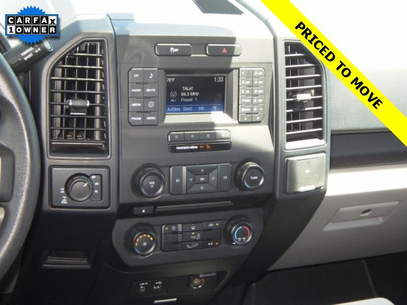 2015 Ford F-150 XL 4WD SuperCab 145 Standard Bed