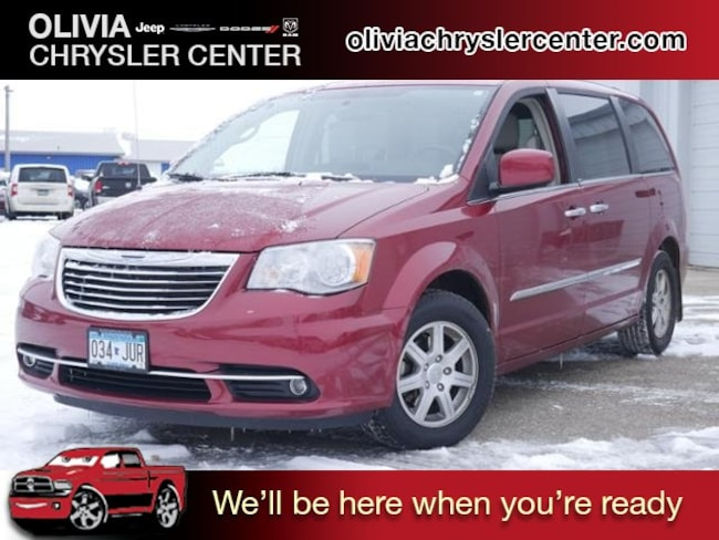 Used 2012 Chrysler Town & Country Touring Van near Willmar