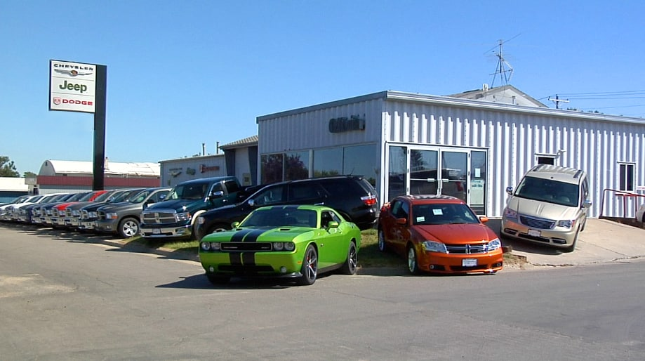 About Olivia Chrysler Center Dealership New And Used Dodge RAM - Chrysler dealer
