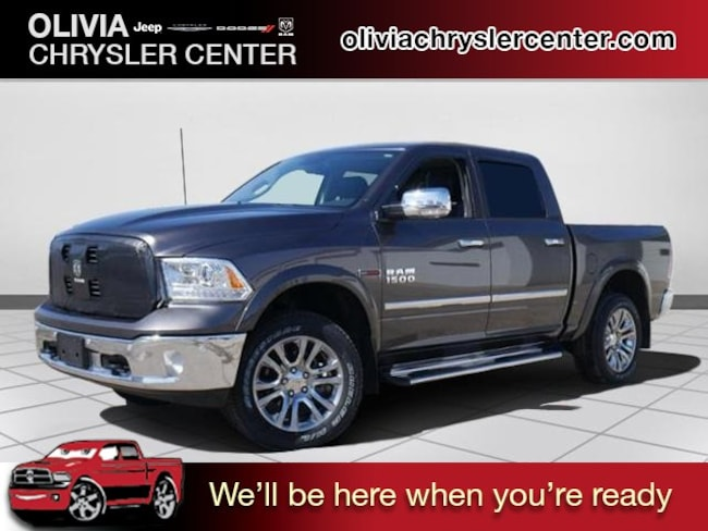 Used 2015 Ram 1500 Longhorn Truck Crew Cab near Willmar