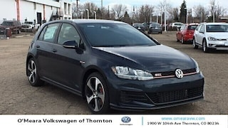 New 2019 Volkswagen Golf GTI 2.0T S Hatchback For Sale in Thornton | O'Meara Volkswagen