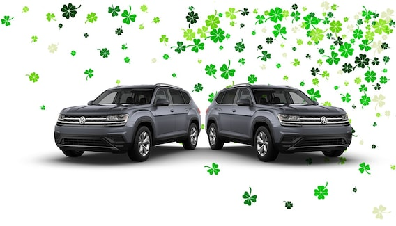 Save $500 OFF Your New 2019 Volkswagen Atlas | O'Meara