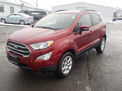 New 2018 Ford EcoSport SE Crossover for Sale in Oneonta NY