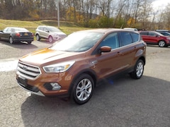 Used  2017 Ford Escape SE Four-Wheel Drive with Locking and Limited-Slip Dif for Sale in Oneonta NY