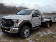 2018 Ford F-550 Chassis Cab 4WD  Chassis Truck