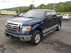 2012 Ford F-150 4 Tires 4WD  Crew Cab Short Bed Truck