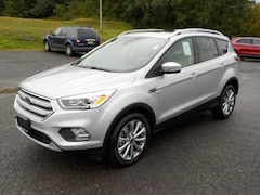 New 2018 Ford Escape Titanium SUV for Sale in Oneonta NY
