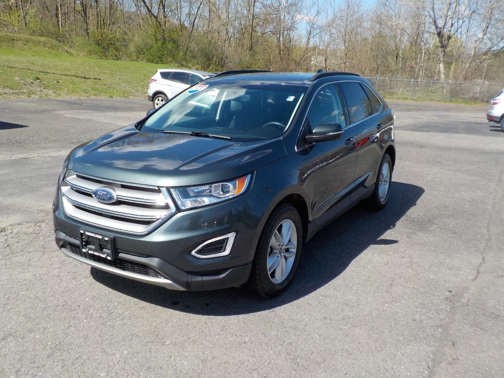 2015 Ford Edge For Sale >> Used 2015 Ford Edge For Sale At Oneonta Ford Llc Vin