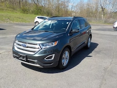 Used  2015 Ford Edge SEL All-Wheel Drive with Locking and Limited-Slip Diff for Sale in Oneonta NY