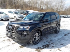 New 2019 Ford Explorer Sport SUV for Sale in Oneonta NY