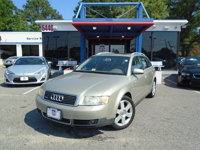 Used Audi A For Sale Norfolk VA - Audi a4 2004 for sale