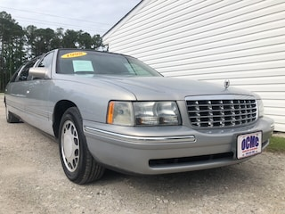 1998 Cadillac Deville Professional Livery Sedan