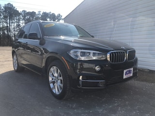 Used 2015 BMW X5 xDrive35d SUV for sale in Jacksonville, NC