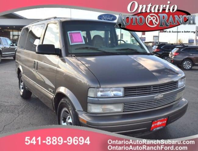 2000 Chevrolet Astro Van Passenger Van