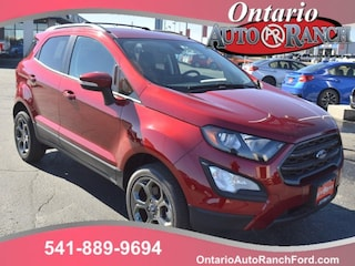 new 2018 Ford EcoSport SES SUV for sale near Boise