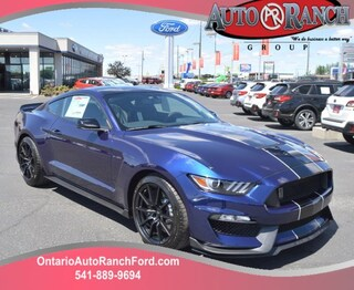 new 2018 Ford Shelby GT350 Base Coupe for sale near Boise