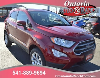 new 2018 Ford EcoSport SE SUV for sale near Boise