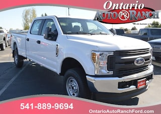 new 2019 Ford F-350 XL Truck Crew Cab for sale near Boise