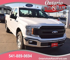 new 2019 Ford F-150 XL Truck SuperCab Styleside in ontario oregon
