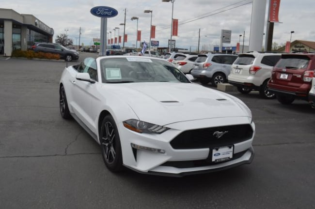 Used 2019 Ford Mustang For Sale at Ontario Auto Ranch Ford | VIN