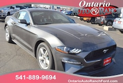 new 2019 Ford Mustang EcoBoost Coupe in ontario oregon