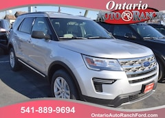 new 2018 Ford Explorer XLT SUV in ontario oregon