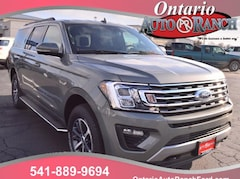 new 2019 Ford Expedition Max XLT SUV in ontario oregon