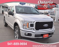 new 2019 Ford F-150 STX Truck SuperCrew Cab in ontario oregon