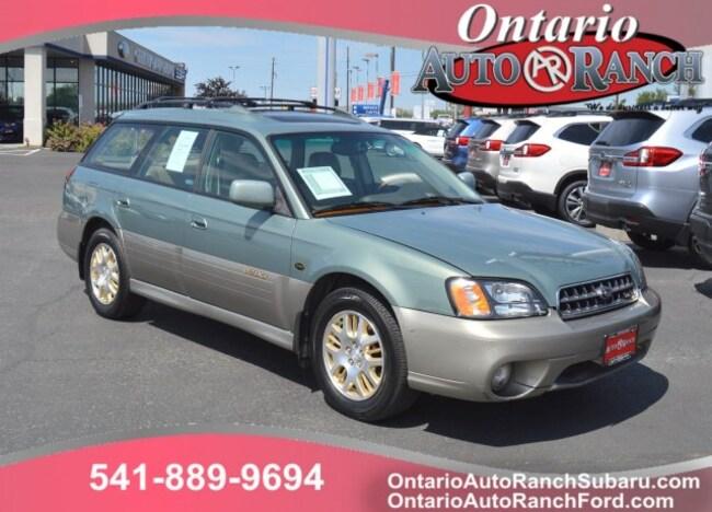 2003 Subaru Outback Outback H6 L.L. Bean Edition Wagon