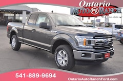 new 2019 Ford F-150 XLT Truck SuperCab Styleside in ontario oregon