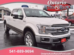 2019 Ford F-150 LARIAT Truck SuperCrew Cab for sale in ontario oregon