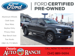 2016 Ford F-150 XLT Truck SuperCrew Cab for sale in ontario oregon