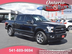2017 Ford F-150 XLT Truck SuperCrew Cab for sale in ontario oregon