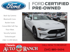 2019 Ford Mustang EcoBoost Convertible for sale in ontario oregon
