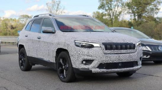 Ontario Chrysler Jeep Dodge Ram Jeep Cherokee Redesign - Ontario chrysler jeep