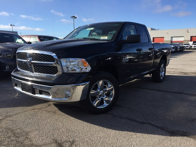 New 2019 Ram 1500 Classic SXT Plus Truck Quad Cab in Mississauga
