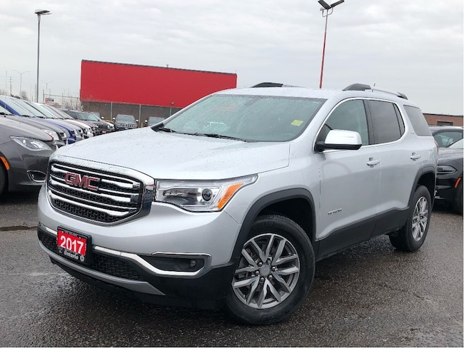 Certified Used 2017 GMC Acadia SLE-2**7 PASSENGER**BACK UP CAM**BLUETOOTH** SUV in Mississauga