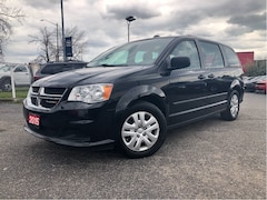 2015 Dodge Grand Caravan CANADIAN VALUE PACKAGE**DVD**STOW AND GO** Minivan