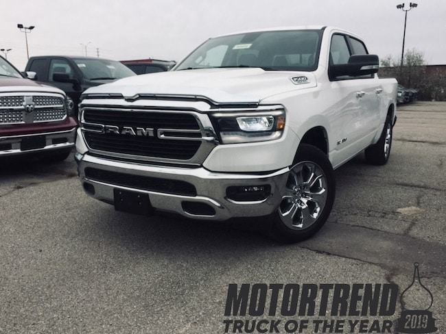 New 2019 Ram 1500 Big Horn Truck Crew Cab in Mississauga