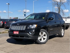 2016 Jeep Compass HIGH ALTITUDE**4x4**LEATHER**BLUETOOTH**SUNROOF** SUV
