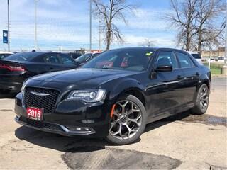 2016 Chrysler 300 S**LEATHER**SUNROOF**NAV**BLUETOOTH** Sedan