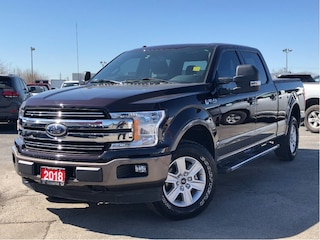 2018 Ford F-150 LARIAT**LEATHER**SUNROOF**NAV**BACK UP CAM** Crew Cab