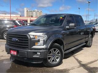 2016 Ford F-150 XLT**SPORT**4X4**SUPERCREW**BLUETOOTH** Truck