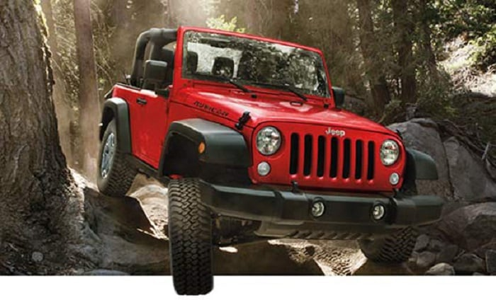 Ontario Chrysler Jeep Dodge Ram The Jeep Wrangler Depreciates - Ontario chrysler jeep