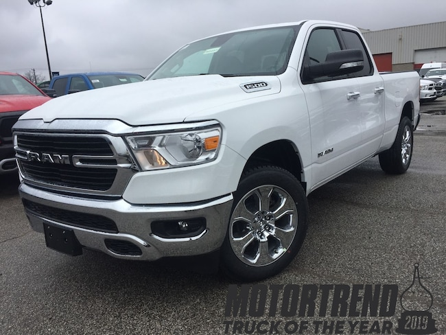 New 2019 Ram All-New 1500 Big Horn Truck Quad Cab in Mississauga